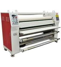 Heat Transfer Roll to Roll Machine